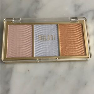 MILANI 02 holographic beams stellar lights